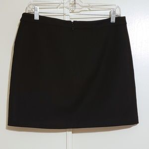 BCBGMaxAzria Skirts - BCBGMAXAZRIA Kiri Color Block Petal Skirt